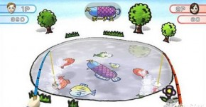 Slimspel.nl - Wii Play Fishing